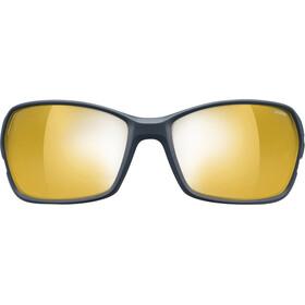 Julbo Dirt² Zebra Sunglasses Dark Blue/Yellow-Yellow/Brown